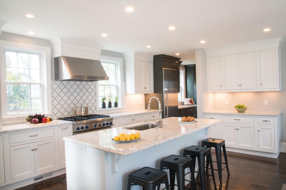 topnotch design studio - massachusetts kitchen designs