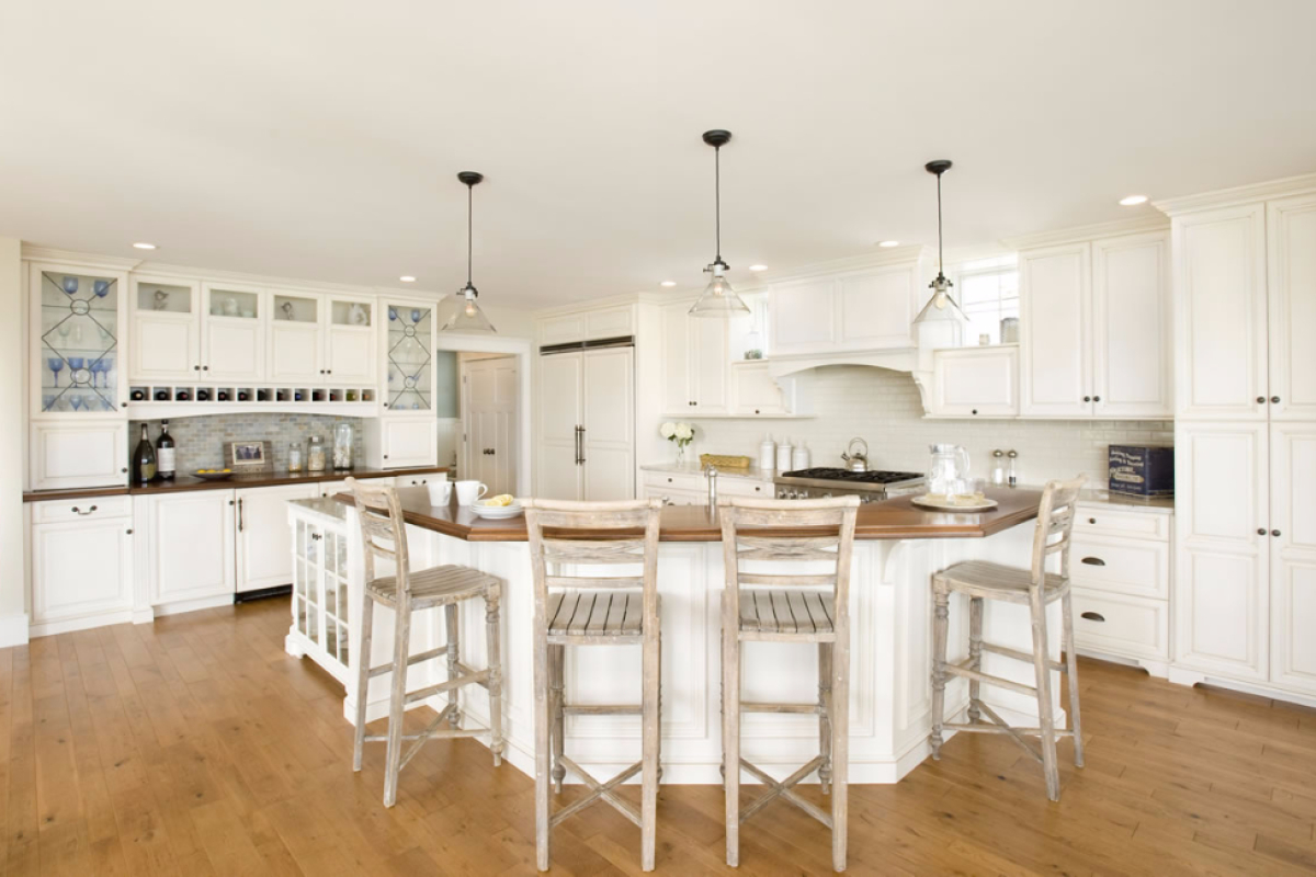 Classic Kitchen Design – Mattapoisett, Massachusetts