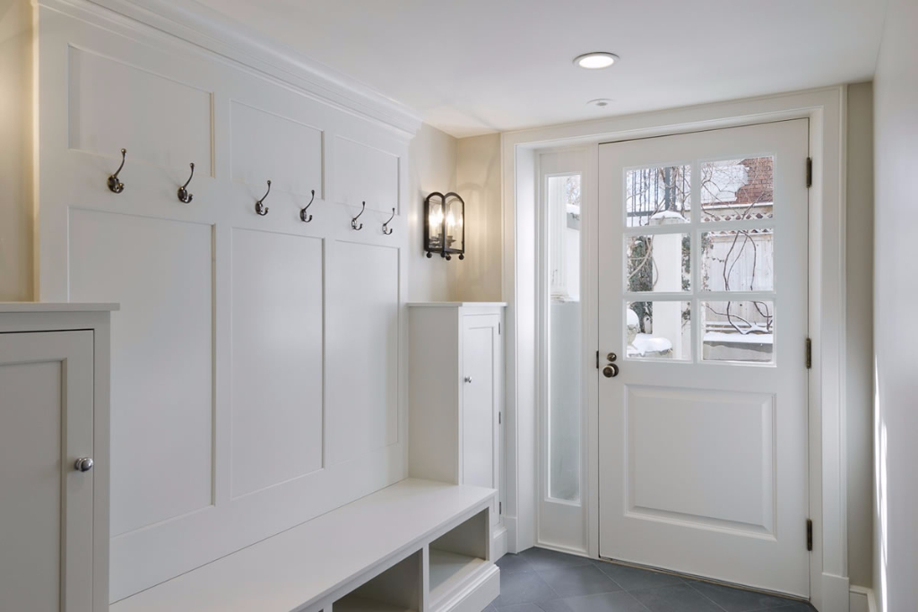 Mudroom, Laundry and Storage Solutions