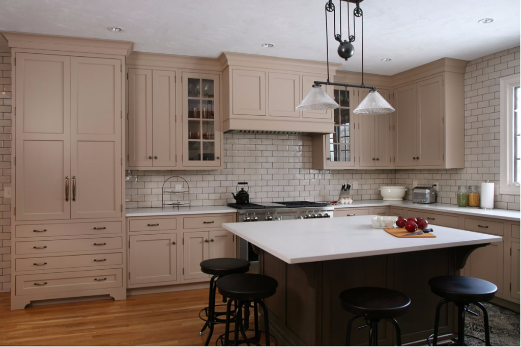 Transitional Kitchen – Bathroom Design  Easton, Massachusetts