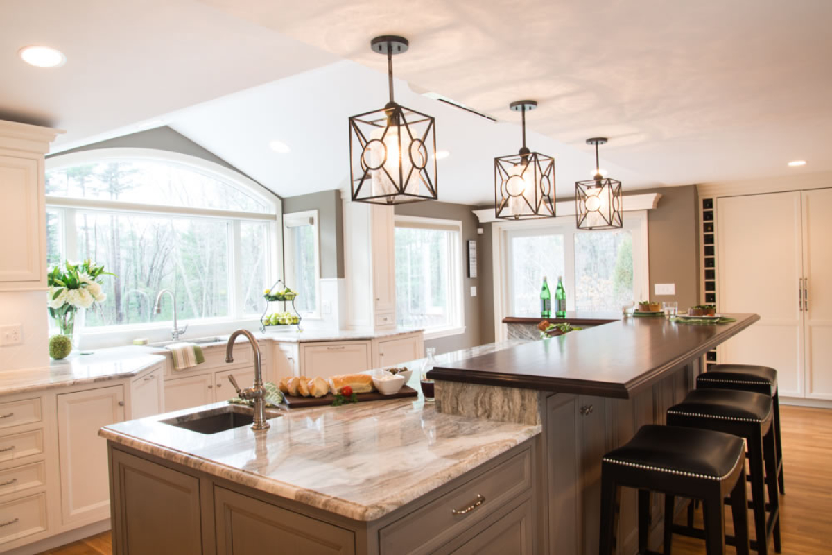 Topnotch Design Studio – Massachusetts Kitchen Designs