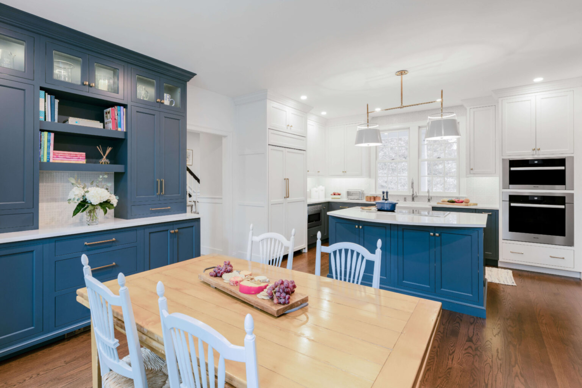 Simply Stated Kitchen in Dedham, Massachusetts